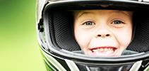 Casques Moto Enfant