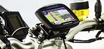 Support Téléphone et GPS Moto